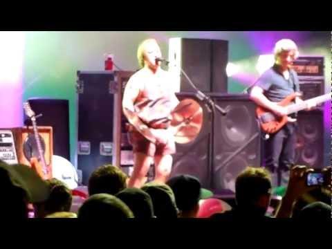 Cracklin' Rosie - Phish Feat. Friar Tuck (live) 7/6/12