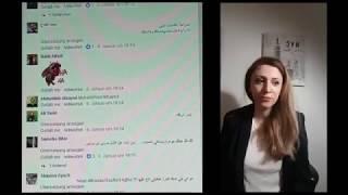 Syrerin legt ihren Hidschab ab und wird bedroht