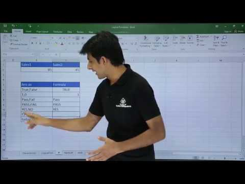 MS Excel - IF Function