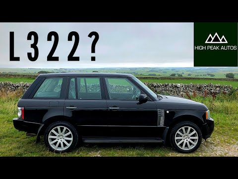 Should You Buy A Range Rover L322? (5.0V8 Autobiography Test Drive & Review)