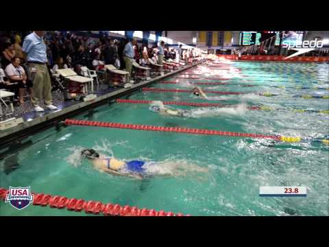 Women's 200 Freestyle A Final | 2017 NCSA Spring Championships