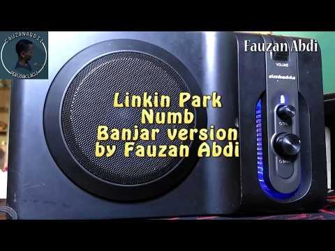 Linkin Park-Numb (COVER BANJAR VERSION) Fauzan Abdi