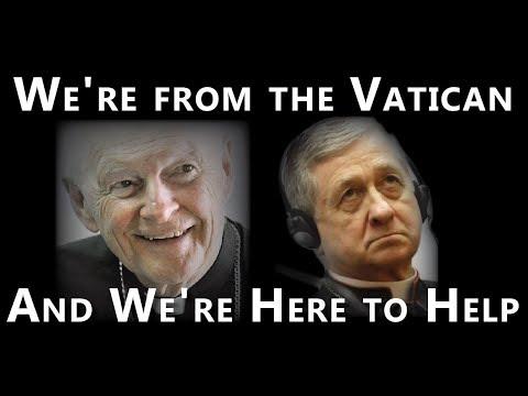 PINK ELEPHANT SUMMIT: Vatican Coverup Continues (Michael Matt in Rome)