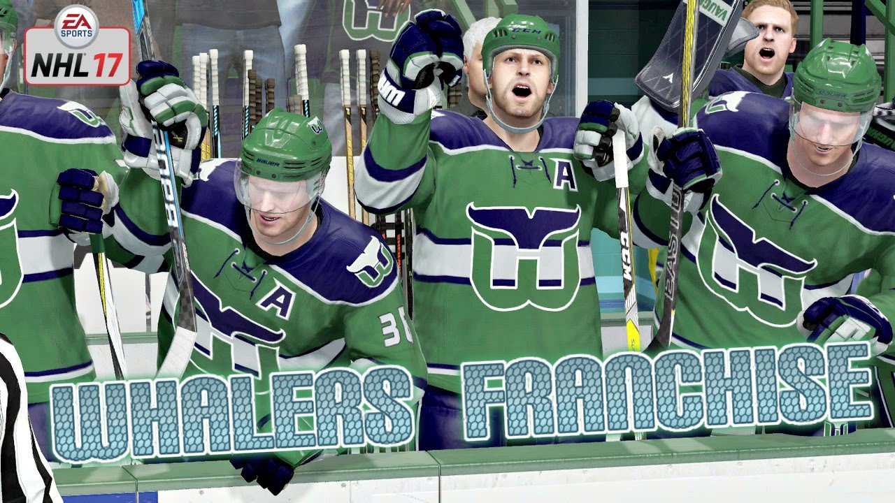 3d01360d NHL 17 Hartford Whalers (Florida Panthers) Relocation Franchise - EP17