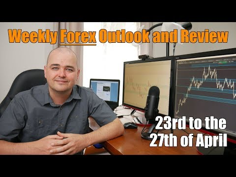 Weekly Forex Review - 23rd to the 27th of April