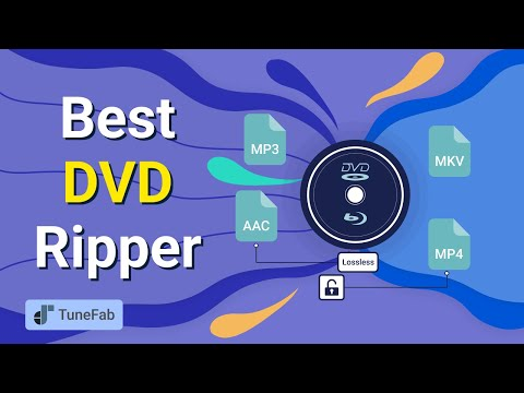 The Best Solution to Rip DVD to MP4, MP3 (with 6x faster ripping speed)