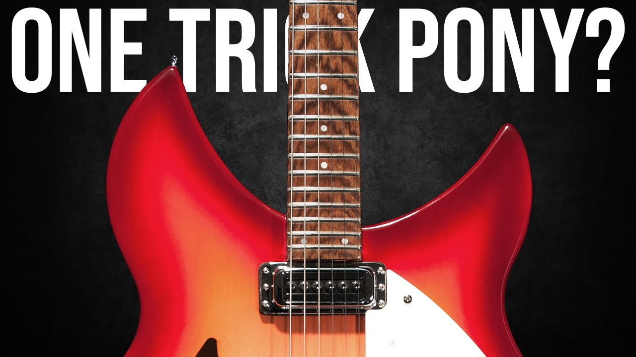 Why RICKENBACKERS aren't more popular... | Friday Fretworks