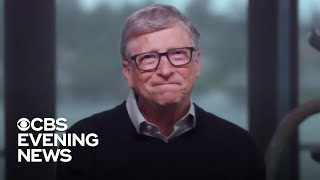 Bill Gates on tнe U.S. handling of the COVID-19 pandemic and vaccine misinformation