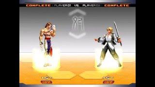 Lets Play KOF EXTREME Mugen