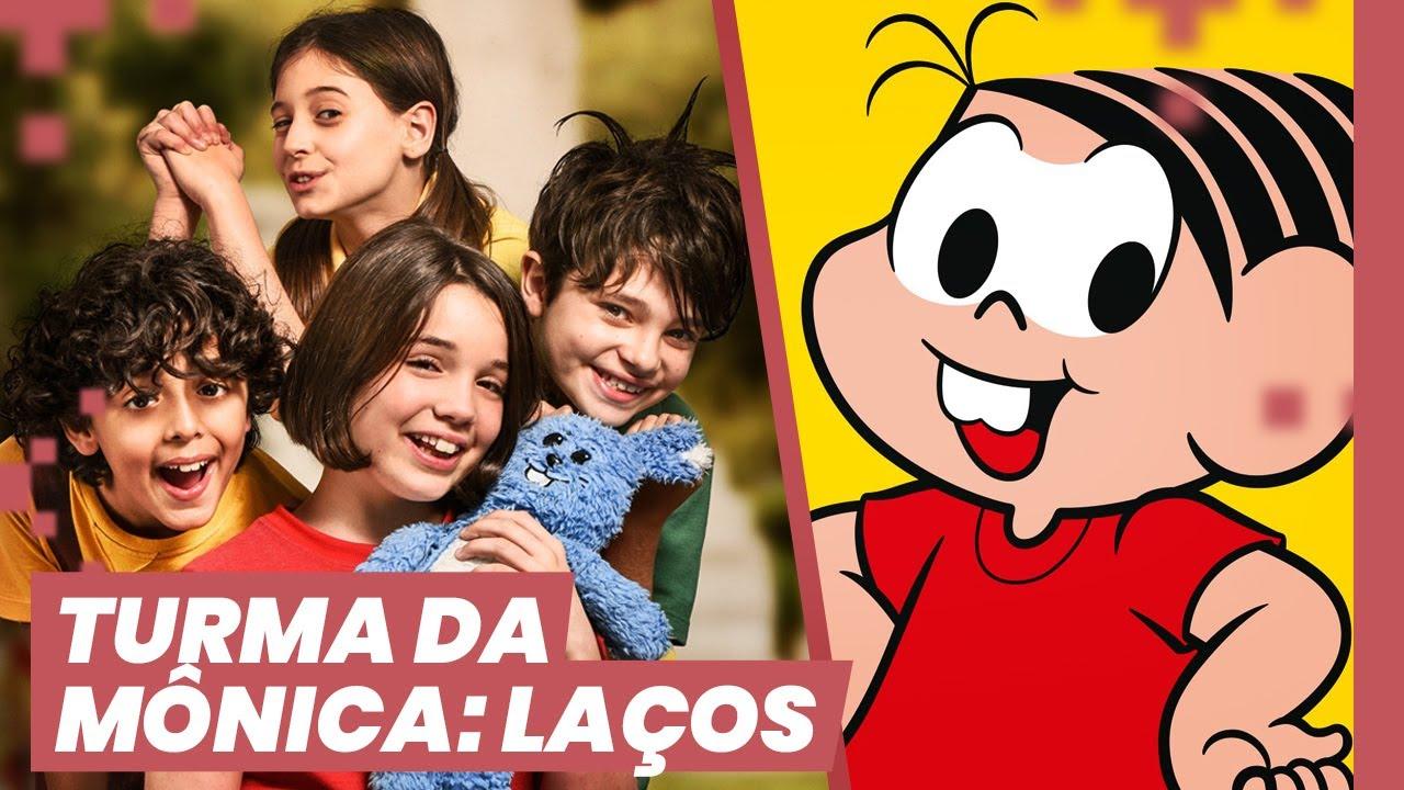 TURMA DA MÔNICA: LAÇOS | Review sem spoilers!