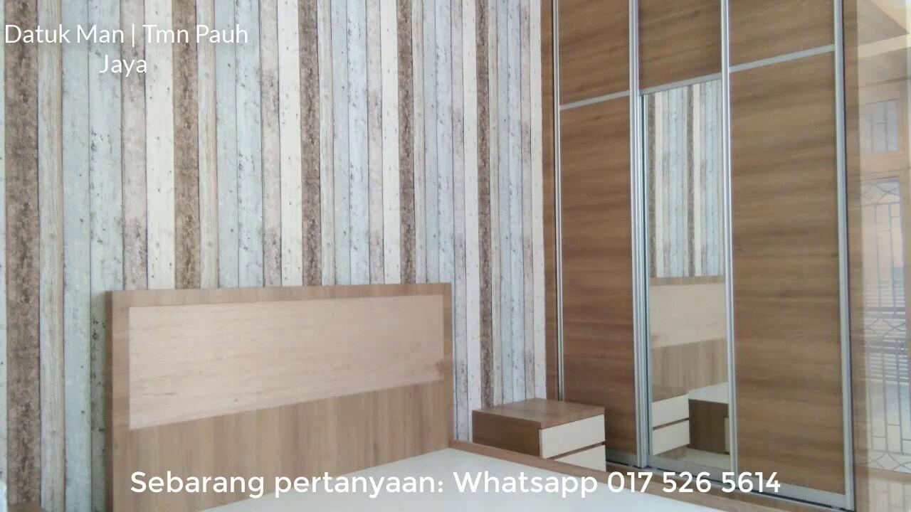 reka bentuk hiasan dalaman teres home interior design services Rekaskala Studio Project: Datuk Man | Taman Pauh Jaya