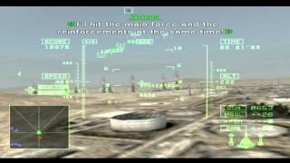 Ace Combat 5 Ace Mission 16B Desert Lightning