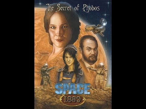 Space 1889: The Secret of Phobos - Releasetrailer