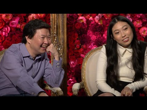 Crazy Rich Asians: Awkwafina and Ken Jeong (Full Interview)