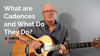 Cadences - The Songwriters' Secret