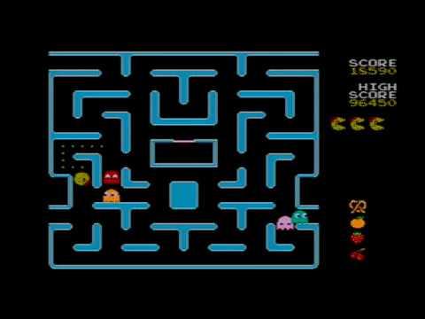 Ms. Pac-Man Plug And Play - Ms. Pac-Man Speedrun(Junior Boards)