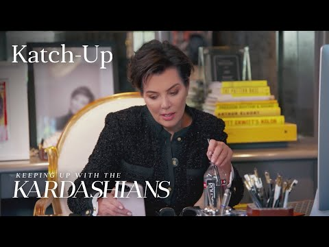 """Keeping Up With the Kardashians"" Katch-Up S14, EP.16 