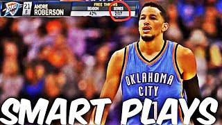 NBA Smart Plays Part 4
