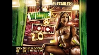DJ FearLess - Whine & Kotch 2.0 DanceHall Mixtape
