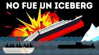 Un sobreviviente del Titanic sostiene que no fue destruido por un iceberg