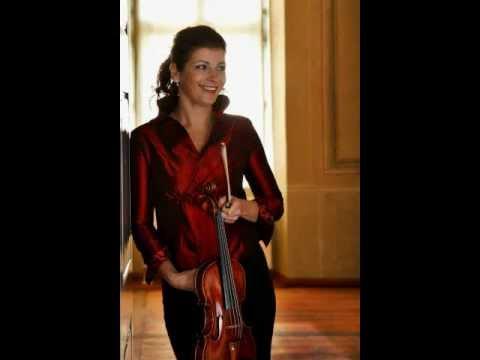Khachaturian Violin Concerto 1st mov Part1 - Marta Abraham