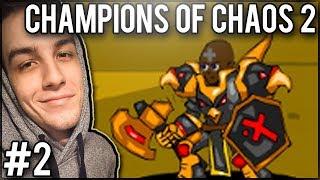 A CHCIAŁEM SIĘ PODDAĆ! - Champions of Chaos 2 #2