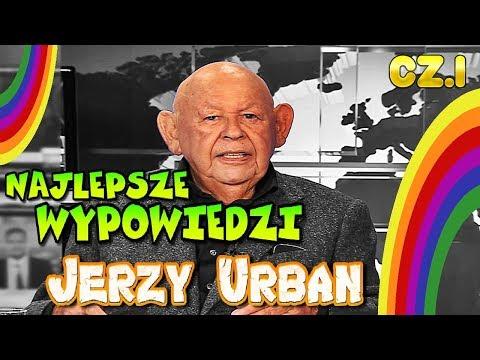 Jerzy Urban ZABAWNE MOMENTY - CZERWONY KOMUCH