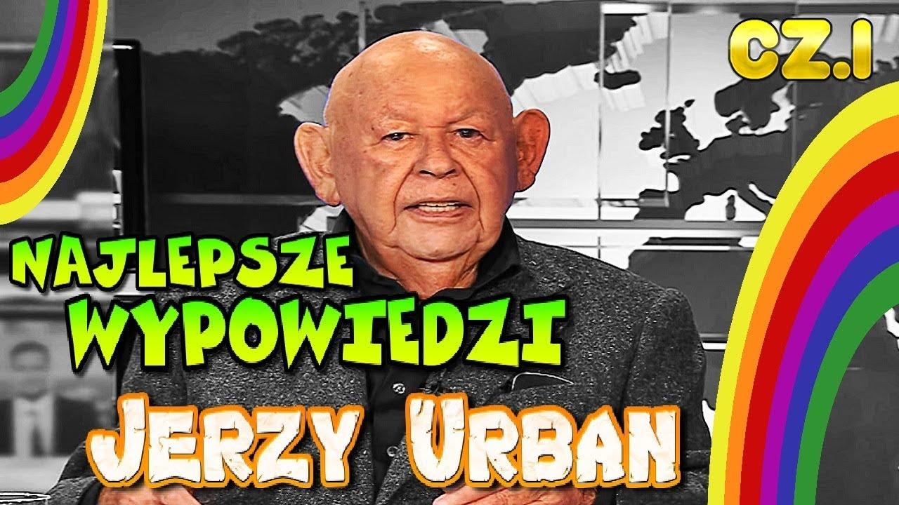 Jerzy Urban ZABAWNE MOMENTY – CZERWONY KOMUCH