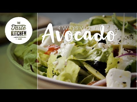 TK Superfood Series - 4 Ways with Avocado