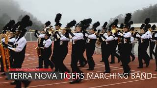 2017 TNB Football Home Game Entrance (Terra Nova vs Salinas)