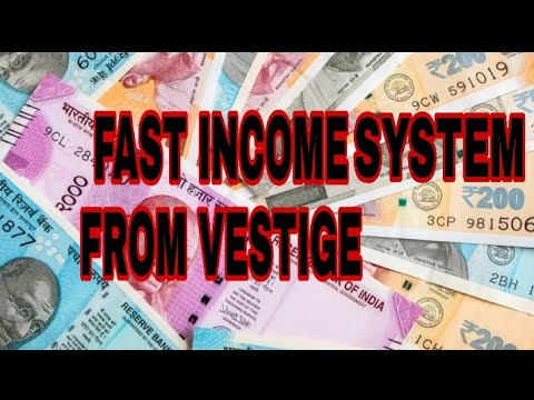 Vestige only business plan in hindi immediate income only 4 month