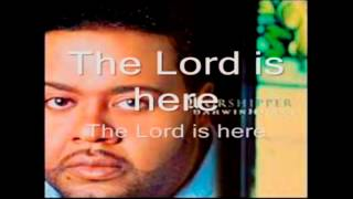 "Darwin Hobbs ""The Lord Is Here"""