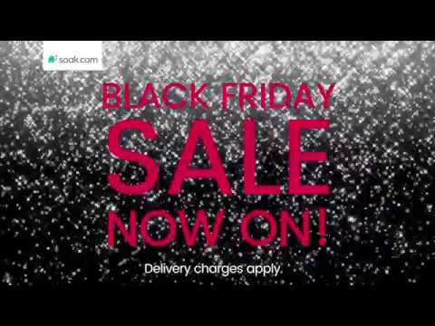 Black Friday Sale TV Ad