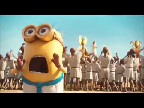Minions 2015 Tráiler 1 Oficial Español Latino   Universal Pictures HD