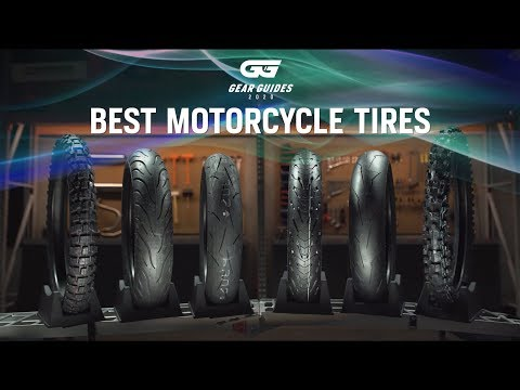 Thumbnail for Best Motorcycle Tires 2020