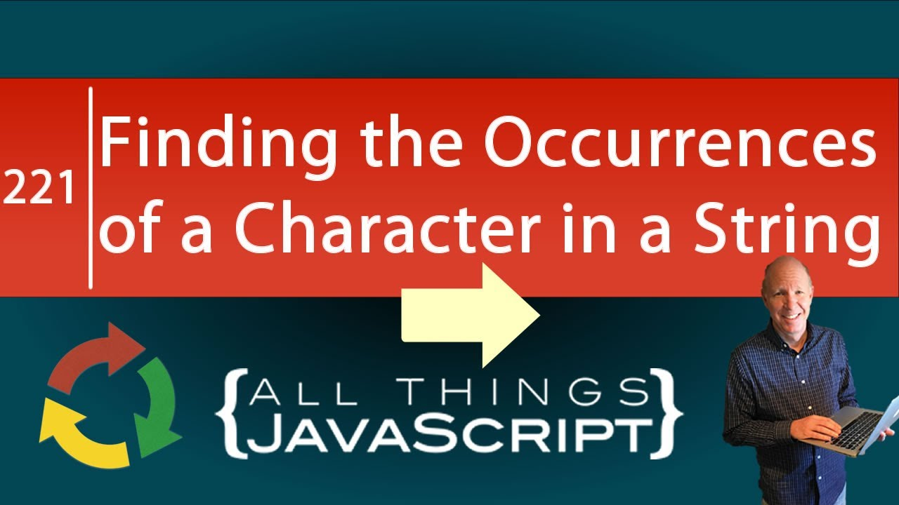 JavaScript Problem: Finding All Occurrences of a Character in a String