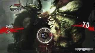 Bloodforge - Fatality Theater (XBLA) HD