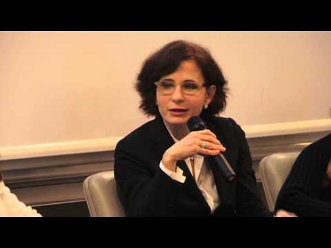 Margaret Mazzantini in LUISS  ciclo di incontri 'Questi figli!'