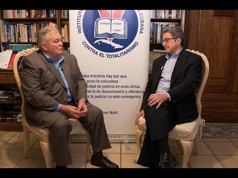 Pedro Corzo entrevista a Raúl García Rodríguez sobre su actividad contra el totalitarismo en Cuba