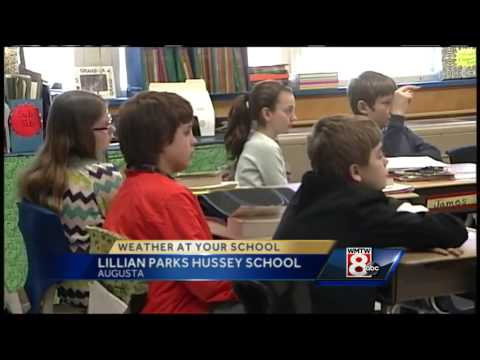 Weather At Your School: Lillian Parks Hussey School