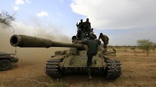 أخبار عربية | #اليمن.. القوات السودانية تتقدم في مدينة ميدي