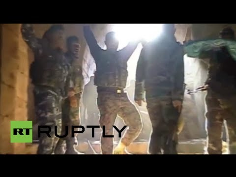 Syria: UNESCO world heritage Crusader castle retaken and secured by army