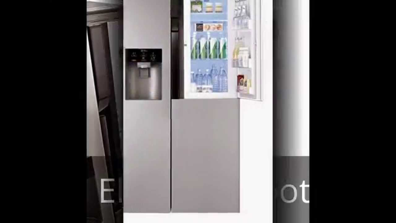 emejing frigo lg side by side gallery. Black Bedroom Furniture Sets. Home Design Ideas