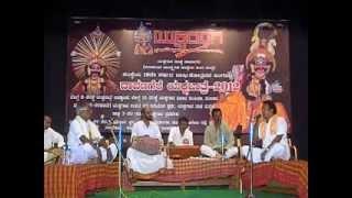 Yakshagana Tala Maddale Karnaarjuna Kaalaga At Davanagere Yakshajatre 2012 1/2