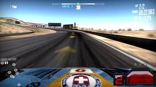 NFS Shift:Maserati MC12 GT1「Willow Springs GP」1:09.01 By GF_Yemi