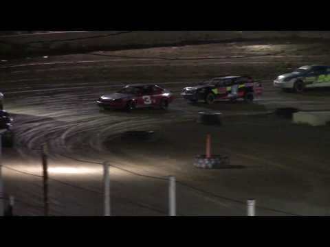Old Bradford Speedway Mini Stock Feature 5-20-18