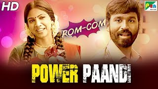 Power Paandi (Dum Lagade Aaj) Best Romantic-Comedy Scenes | Dhanush, Rajkiran, Madonna