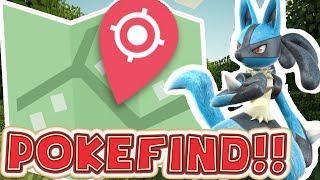 THESE POKEMON ARE AMAZING!! - Minecraft Pokemon GO POKEFIND #4
