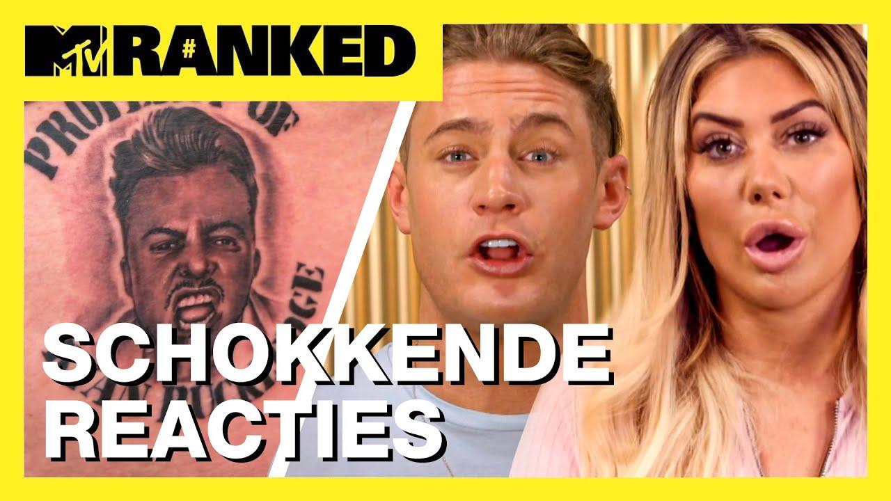 "GEORDIE SCOTTY T: ""Je bent F**KED"" | MTV Ranked: Just Tattoo Of Us"