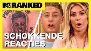 "Geordie Scotty T: ""Je bent F**KED"" 